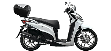 People 125 Kymco - gruppo Y