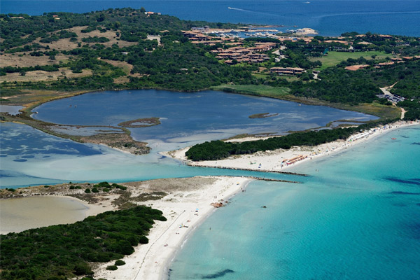 Spiaggia La Cinta (fonte: Sardegna Turismo)